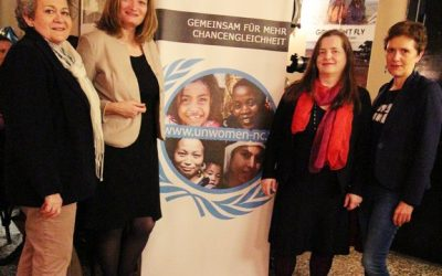 """Internationaler Frauentag 2017: Filmabend """"Girls Don't Fly"""""""