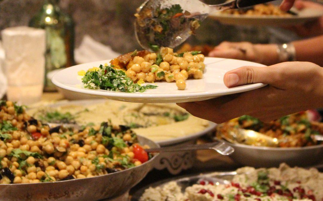 Charity Dinner bei Habibi und Hawara 2018