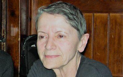 Wir trauern um unser langjähriges Mitglied Maria Jonas