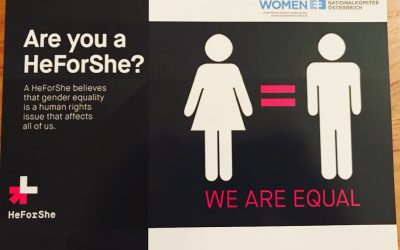 """10. Roundtable """"HeForShe"""""""