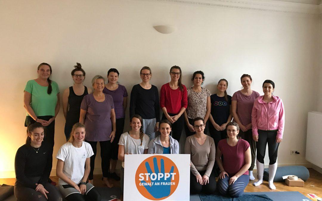 Ende der 16 Tage Yogachallenge