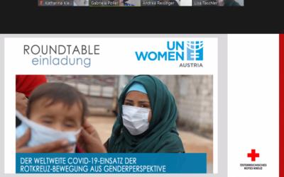 """""""Der weltweite COVID-19-Einsatz aus Genderperspektive"""""""