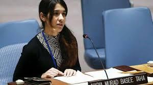 Nadia Murad kritisiert mangelnden Willen zur Beendigung von sexueller Gewalt als Kriegsstrategie