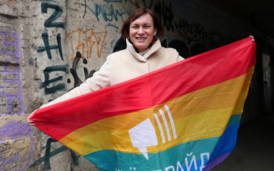 Wie eine Transgender-Frau für ihre Rechte kämpfte