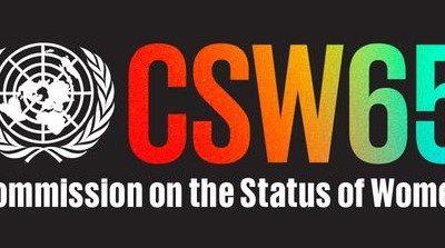 Die 65. Sitzung der Frauenrechtskommission der Vereinten Nationen