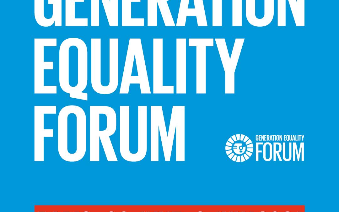 Der Countdown für das Generation Equality Forum beginnt