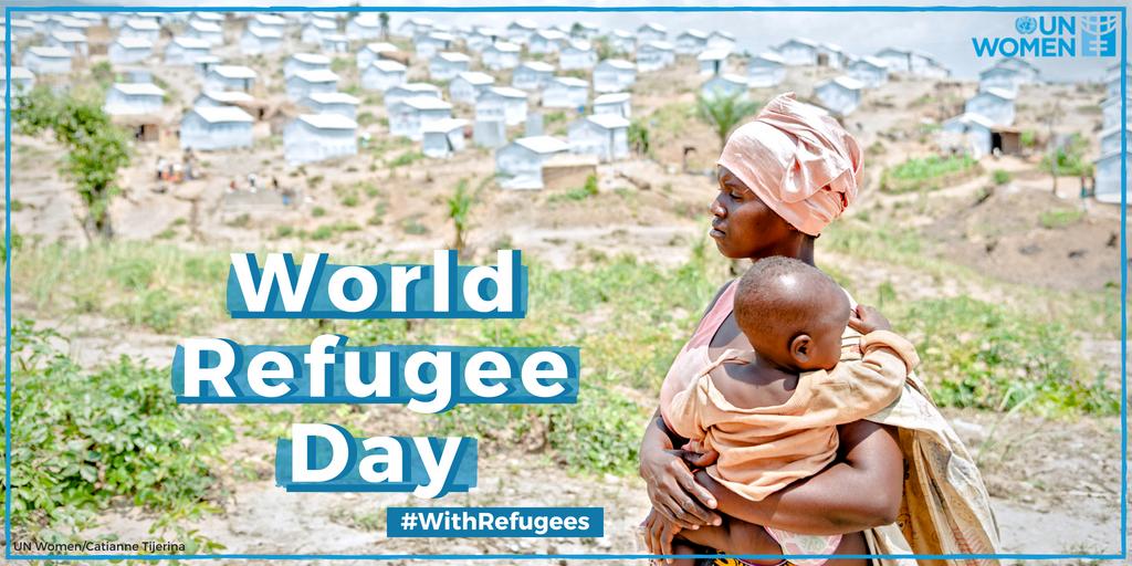 """Botschaft zum Weltflüchtlingstag: """"Gemeinsam Heilen, Lernen und Glänzen"""""""