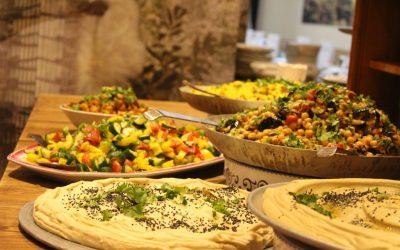 Nachlese: Buffet für Za'atari und Azraq 2021